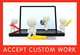 Accept Custom Work