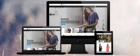 fully responsive template